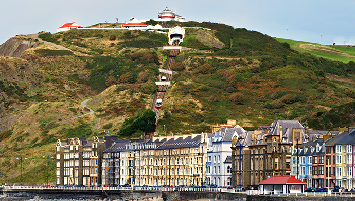 Constitution Hill & Cliff Railway