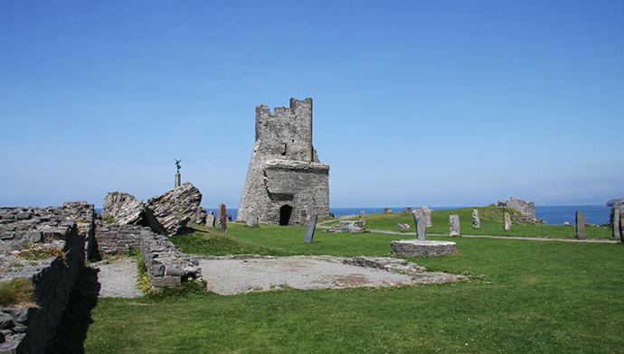 Aberystwyth Castle, Park and Mini Golf