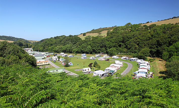 Two top caravan parks near Aberystwyth | Searivers Leisure
